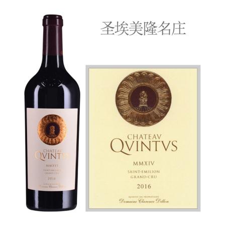 2016年昆图斯酒庄红葡萄酒
