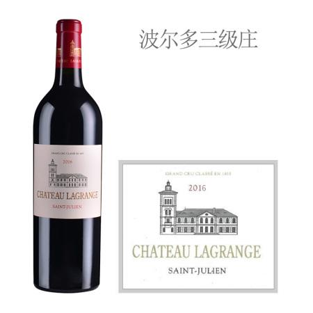 2016年力关庄园红葡萄酒