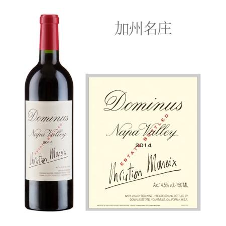 2014年多明纳斯酒庄红葡萄酒