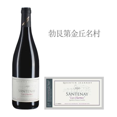 2014年昆汀夏美(桑特奈村)红葡萄酒