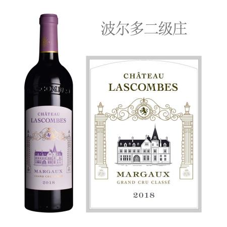 2018年力士金庄园红葡萄酒