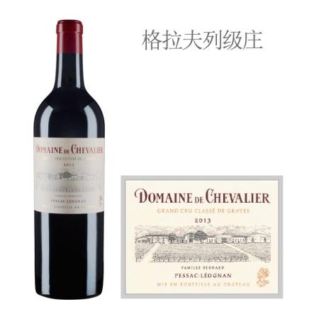 2013年骑士酒庄红葡萄酒