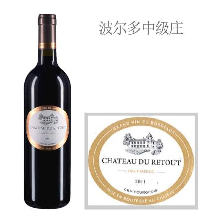 2011年赫杜酒庄红葡萄酒