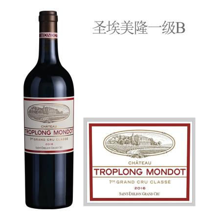 2016年卓龙梦特酒庄红葡萄酒