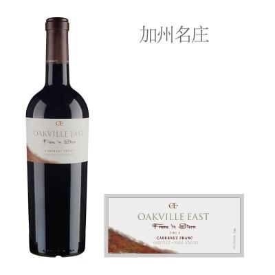 2011年奥克威弗兰恩红葡萄酒