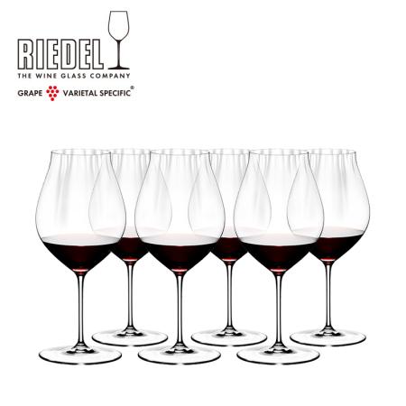 醴铎Riedel黑皮诺杯新杯(6只装)