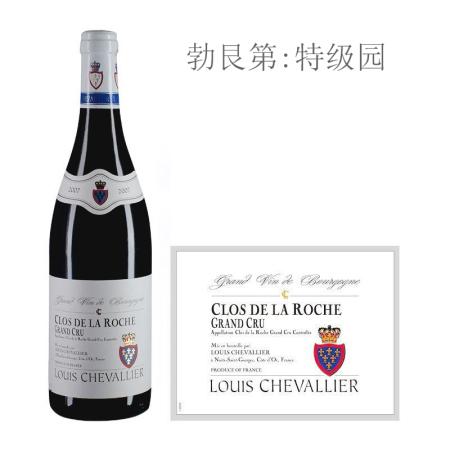 2007年路易骑士酒庄(洛奇特级园)红葡萄酒