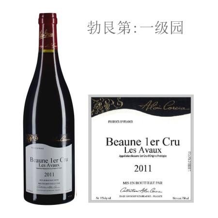 2011年科奇亚酒庄艾沃(伯恩一级园)红葡萄酒