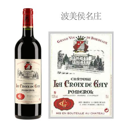 2020年盖伊十字酒庄红葡萄酒