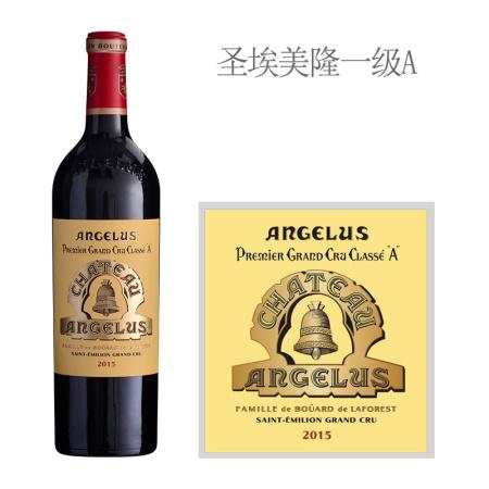 2015年金钟酒庄红葡萄酒