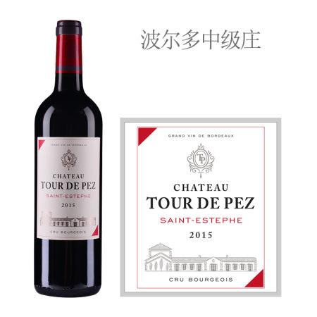 2015年贝塔酒庄红葡萄酒