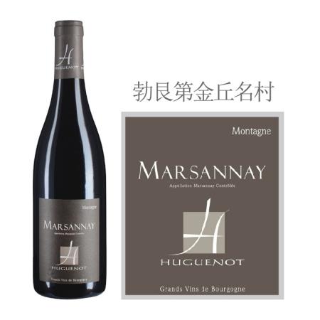 2013年胡格乐酒庄蒙丹(马沙内村)红葡萄酒