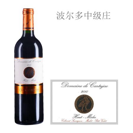 2010年加图雅酒庄红葡萄酒