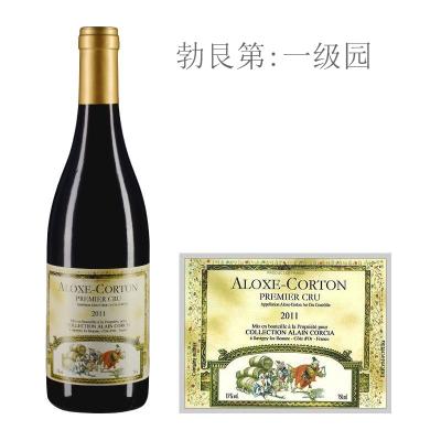 2011年科奇亚酒庄(阿罗克斯-科尔登一级园)红葡萄酒