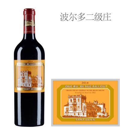 2014年宝嘉龙城堡红葡萄酒