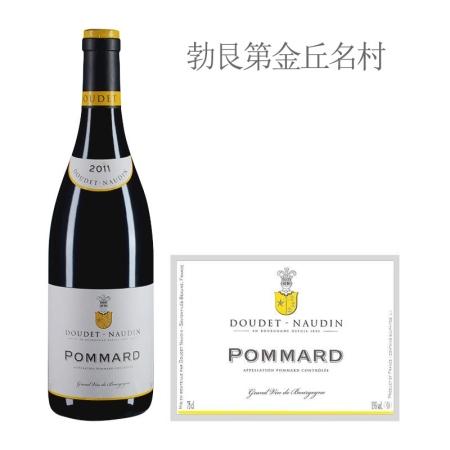 2011年诺丁酒庄(玻玛村)红葡萄酒