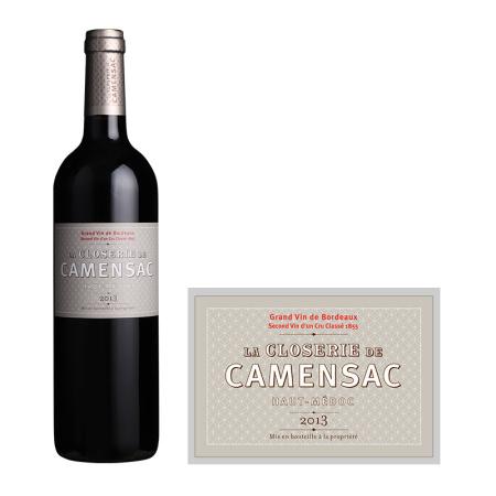 2013年卡门萨克古堡克罗瑟利红葡萄酒