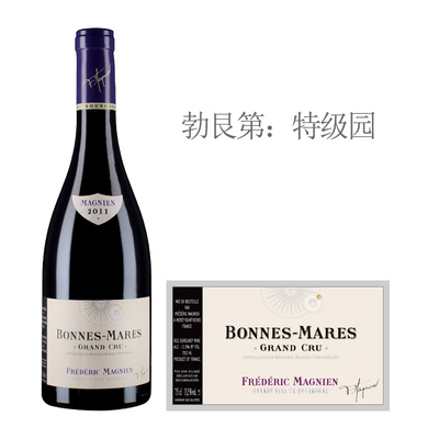 2011年马尼安(波内玛尔特级园)红葡萄酒