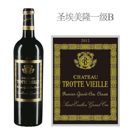 2012年老托特酒庄红葡萄酒