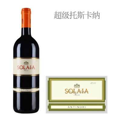 2011年索拉雅红葡萄酒