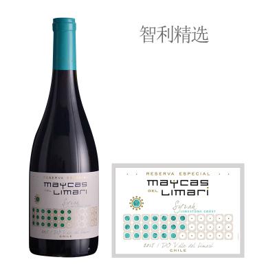 2015年麦卡斯特选珍藏西拉红葡萄酒
