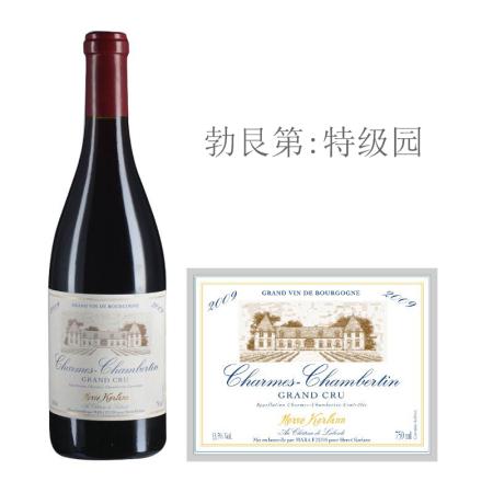 2009年柯兰(香牡-香贝丹特级园)红葡萄酒