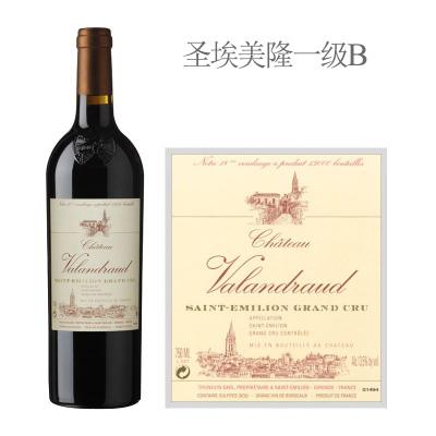 2007年瓦兰佐酒庄红葡萄酒
