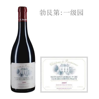2009年普希茂酒庄科威(夜圣乔治一级园)红葡萄酒