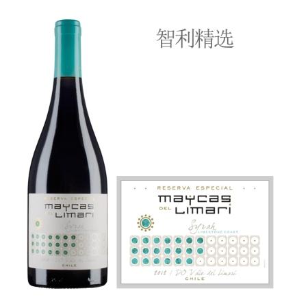 2012年麦卡斯特选珍藏西拉红葡萄酒