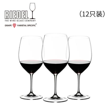 醴铎Riedel西拉/设拉子杯(12只装)