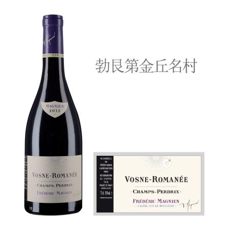 2013年马尼安香帕特里奇(沃恩-罗曼尼村)红葡萄酒