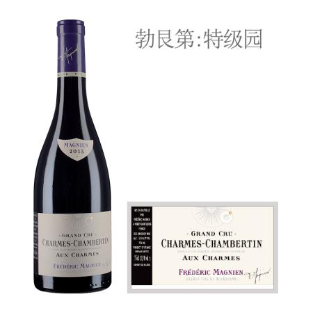 2013年马尼安夏美(香牡-香贝丹特级园)红葡萄酒
