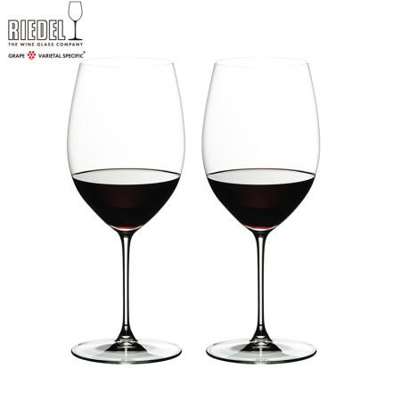 醴铎Riedel醇享餐厅系列赤霞珠-梅洛红葡萄酒杯