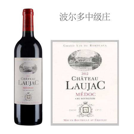 2012年洛捷酒庄红葡萄酒