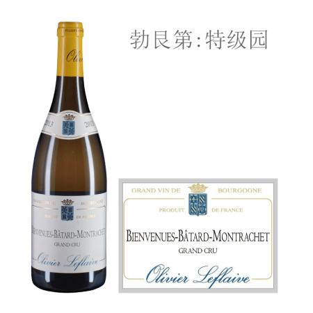 2013年乐弗莱夫酒庄(碧维妮-巴塔-蒙哈榭特级园)白葡萄酒