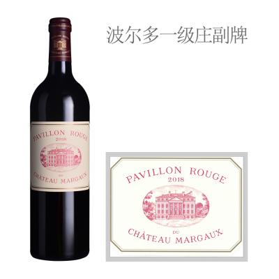 2018年玛歌红亭红葡萄酒