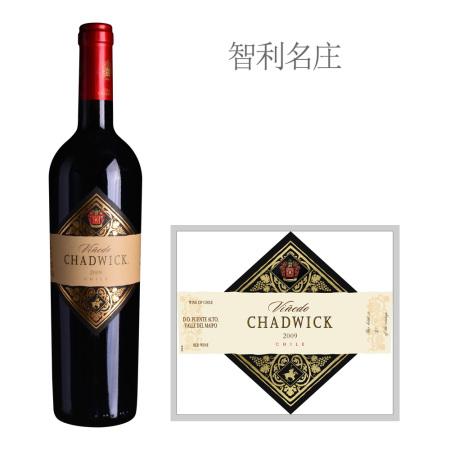 2009年查德威克红葡萄酒