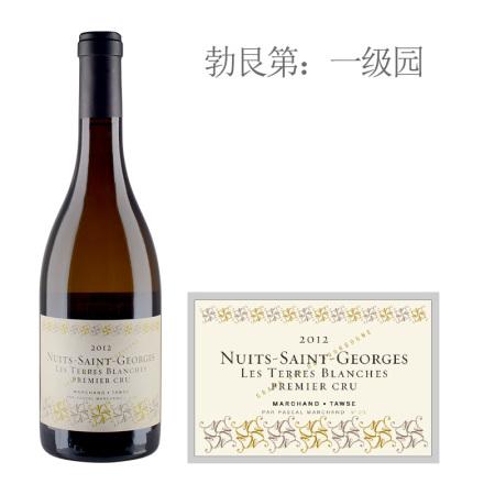 2012年图诗特莱布兰(夜圣乔治一级园)白葡萄酒