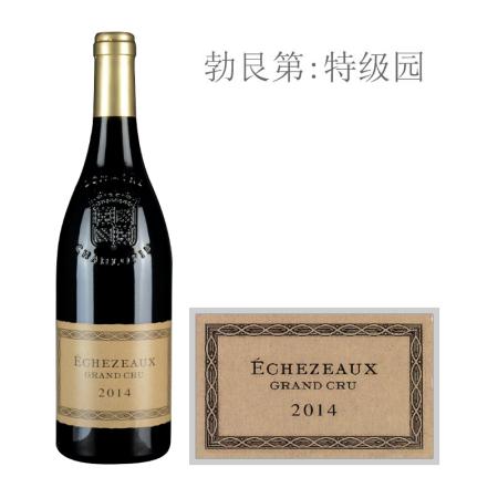 2014年夏洛普庄园(伊瑟索特级园)红葡萄酒