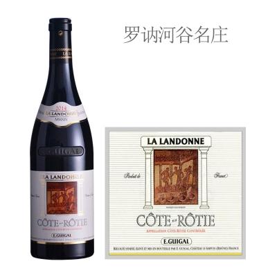 2014年吉佳乐世家拉兰德园红葡萄酒