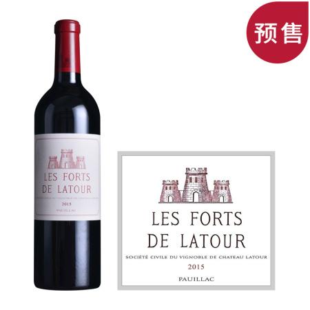 2015年拉图堡垒红葡萄酒