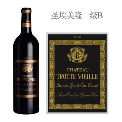 2018年老托特酒庄红葡萄酒