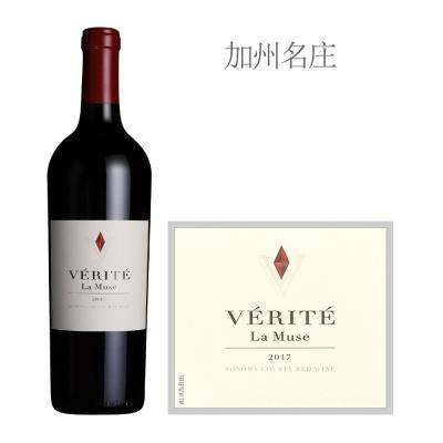 2017年真理缪斯红葡萄酒