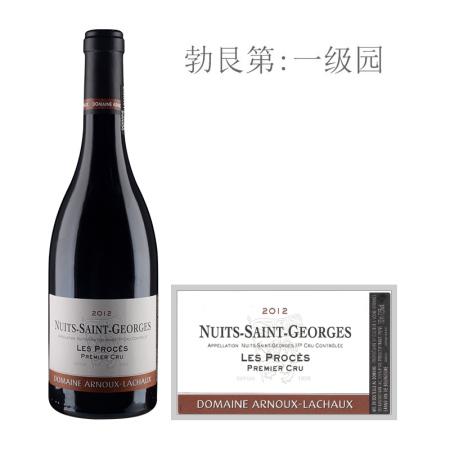 2012年安慕拉夏酒庄珀丝(夜圣乔治一级园)红葡萄酒