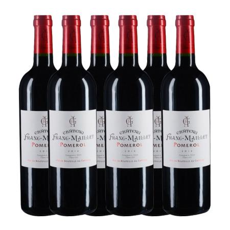 【整箱6支】2012年芙兰梅耶酒庄红葡萄酒