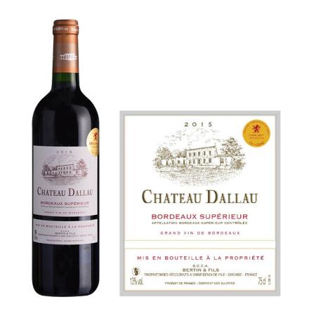 2015年达洛城堡红葡萄酒