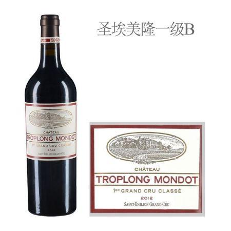 2017年卓龙梦特酒庄红葡萄酒