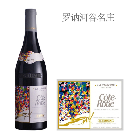 2013年吉佳乐世家杜克红葡萄酒