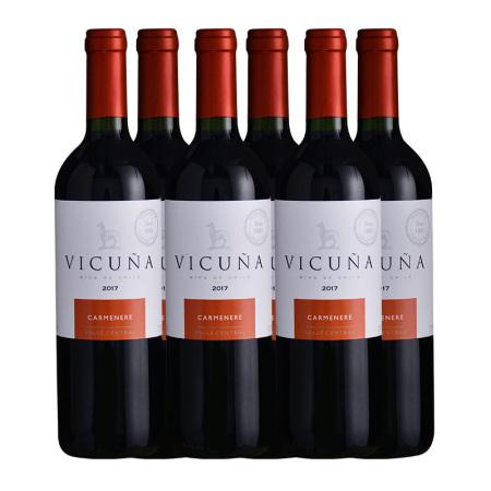 【750ml整箱6支】干露羊驼佳美娜红葡萄酒(周三会员日专享)