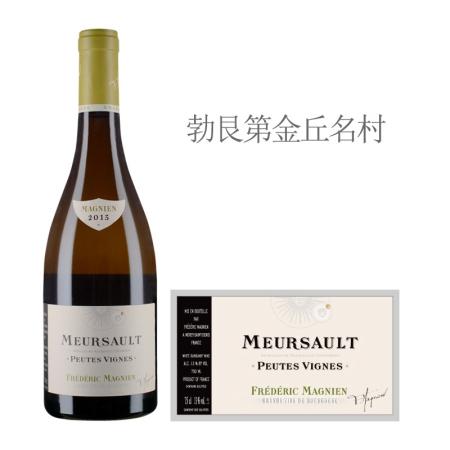 2013年马尼安佩特维尼(默尔索村)白葡萄酒
